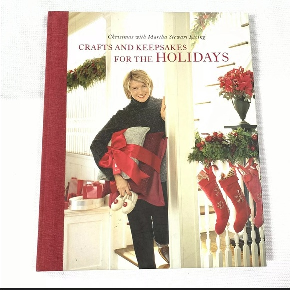 Martha Stewart Other - Christmas with Martha Stewart Living
